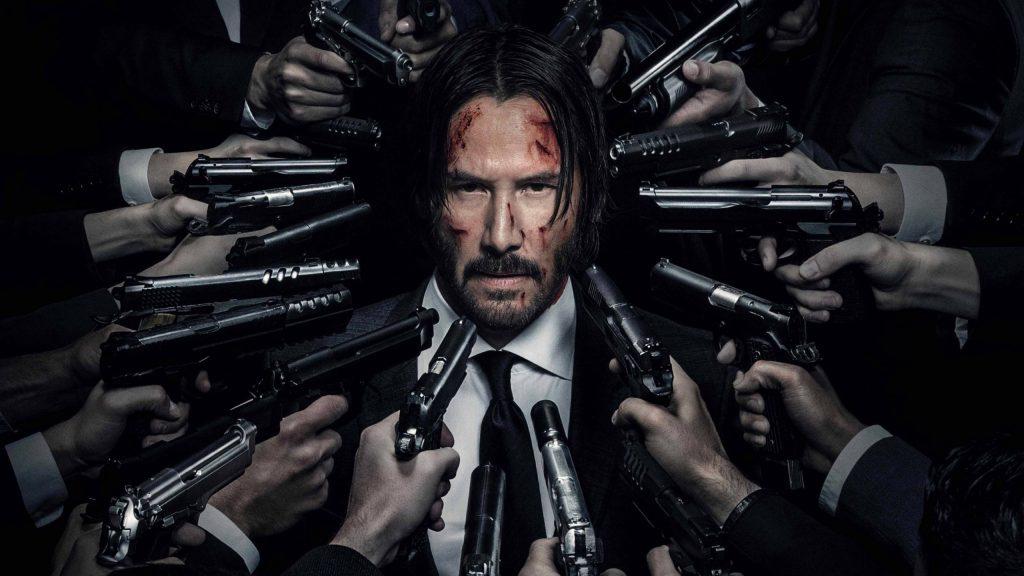 Keanu Reeves in John Wick 2