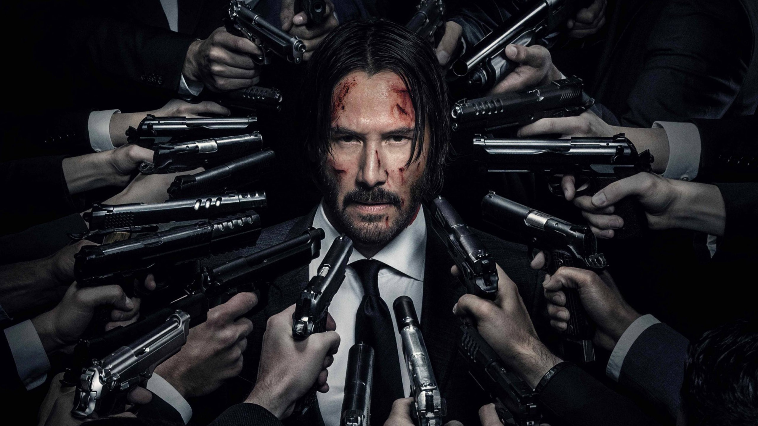 Keanu Reeves in John Wick 2