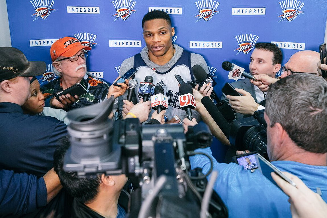 Image Courtesy of Oklahoma City Thunder/Twitter