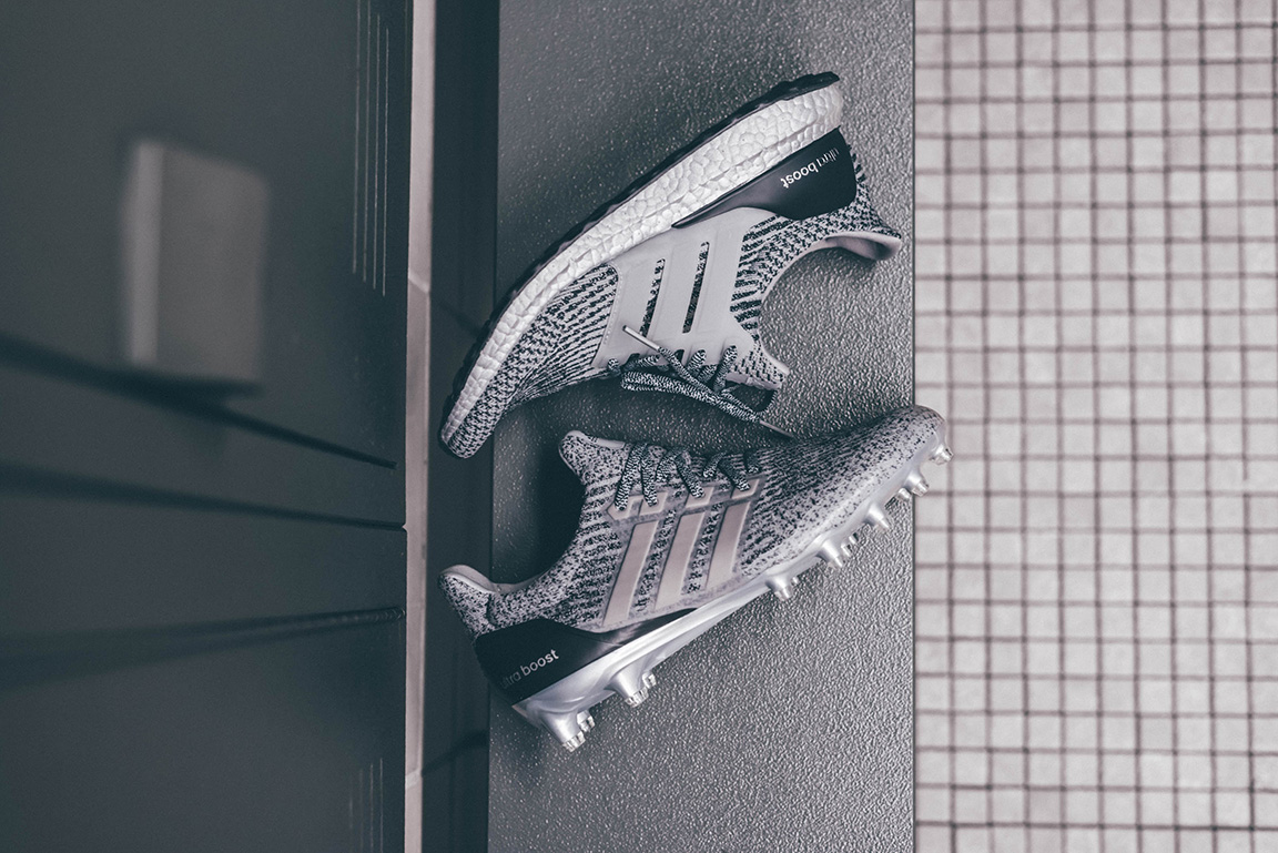 UltraBOOST x UltraBOOST Cleat Silver Pack 2