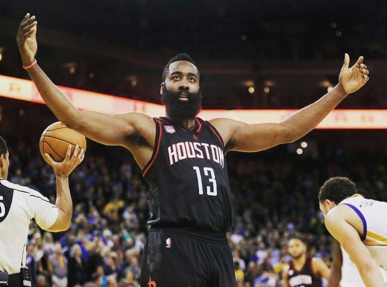 d8c1ed47a66 Sonny Says ... James Harden is the NBA MVP (For Now) - Hardwood and ...