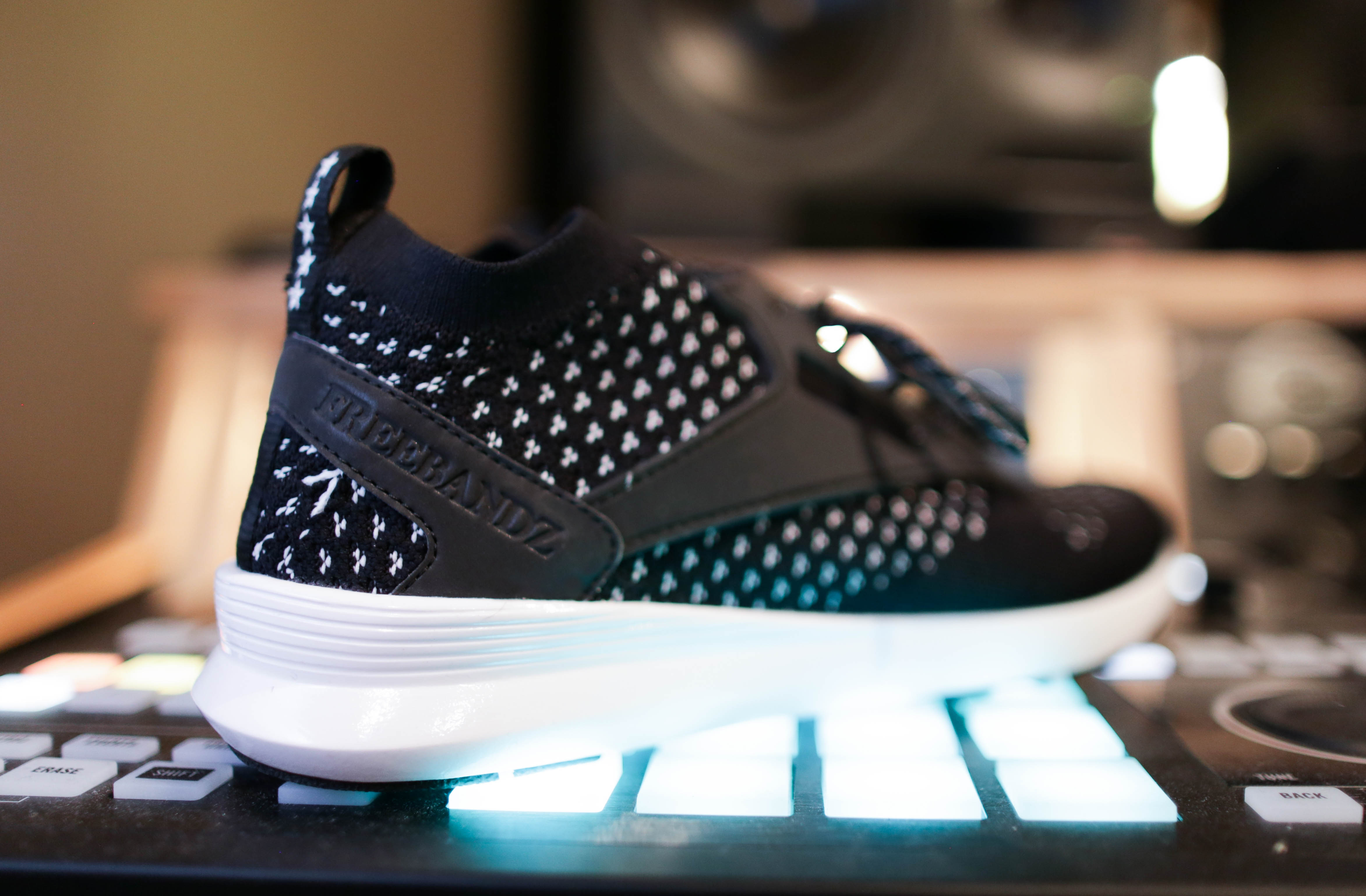 9224cd72190a5a Future gets timely collaboration with Reebok Classic Zoku Runner x Freebandz