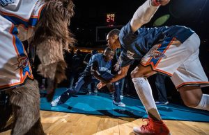 Image Courtesy of Oklahoma City Thunder/ Facebook