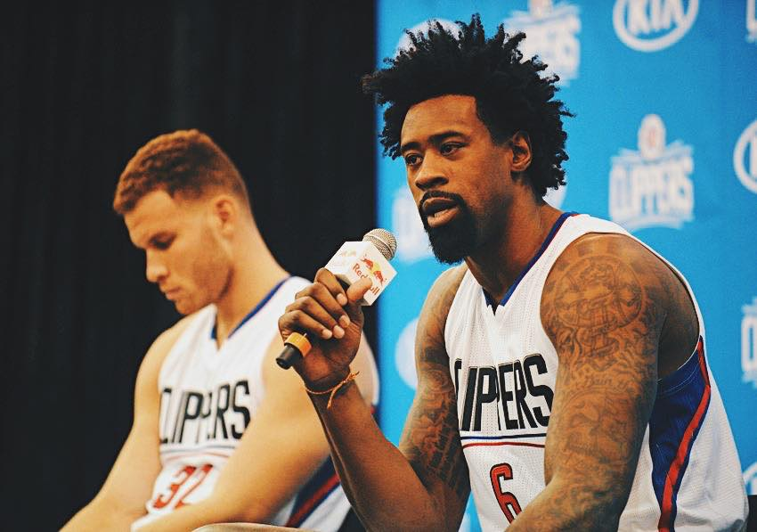 Image Courtesy of L.A. Clippers/Facebook