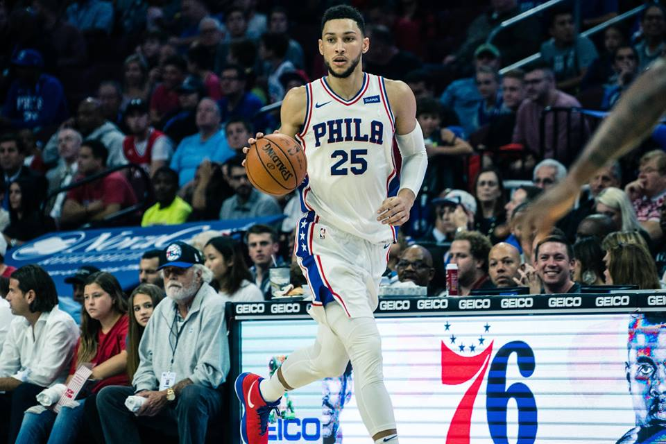 Image Courtesy of Philadelphia 76ers/Facebook