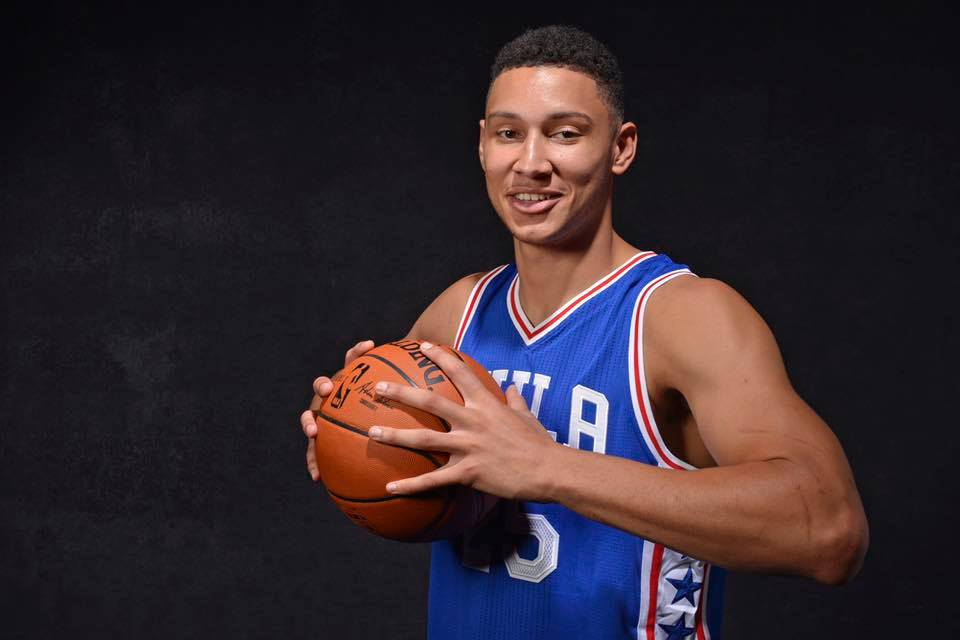 Image courtesy of Ben Simmons Facebook page.