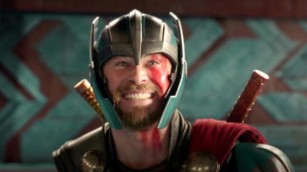 Chris Hemsworth Thor Ragnarok