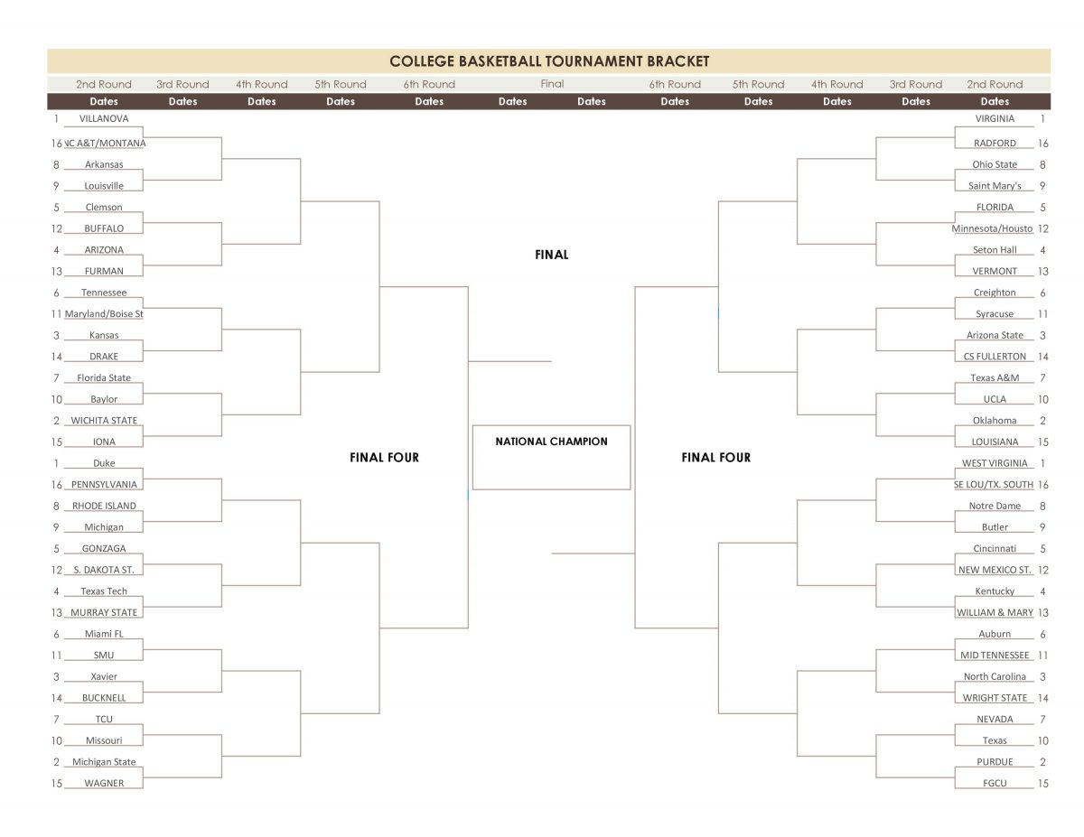 March Madness 2018-11218