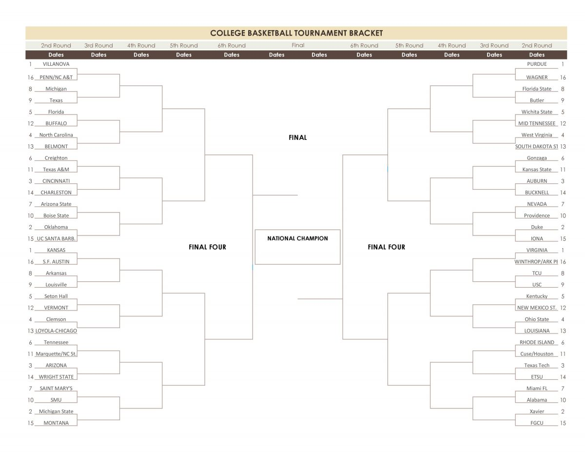 March Madness 2018-12918