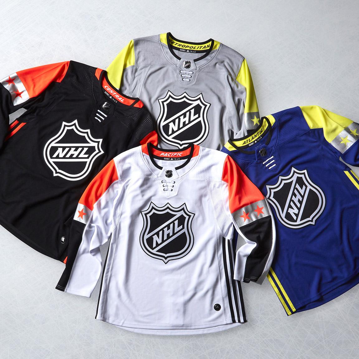 adidas adizero NHL All-Star Jerseys_01