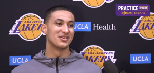 Screen capture courtesy of the Los Angeles Lakers-NBA/Youtube.