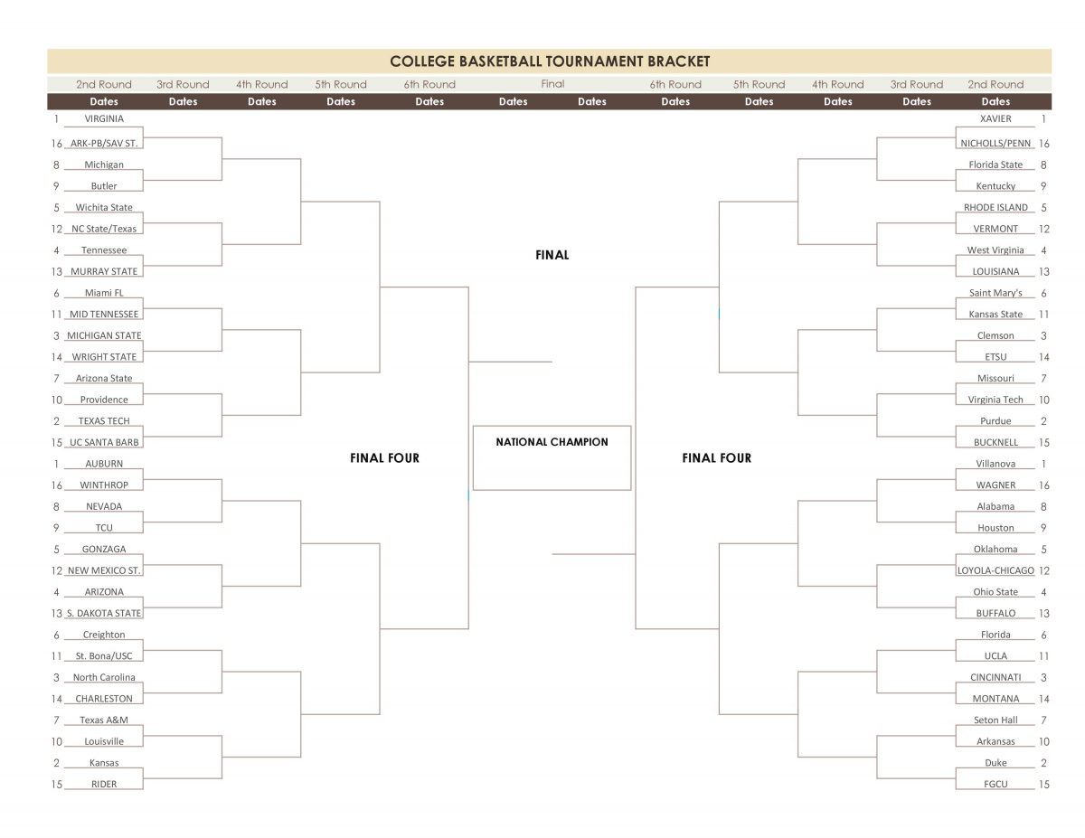 March Madness 2018-21718