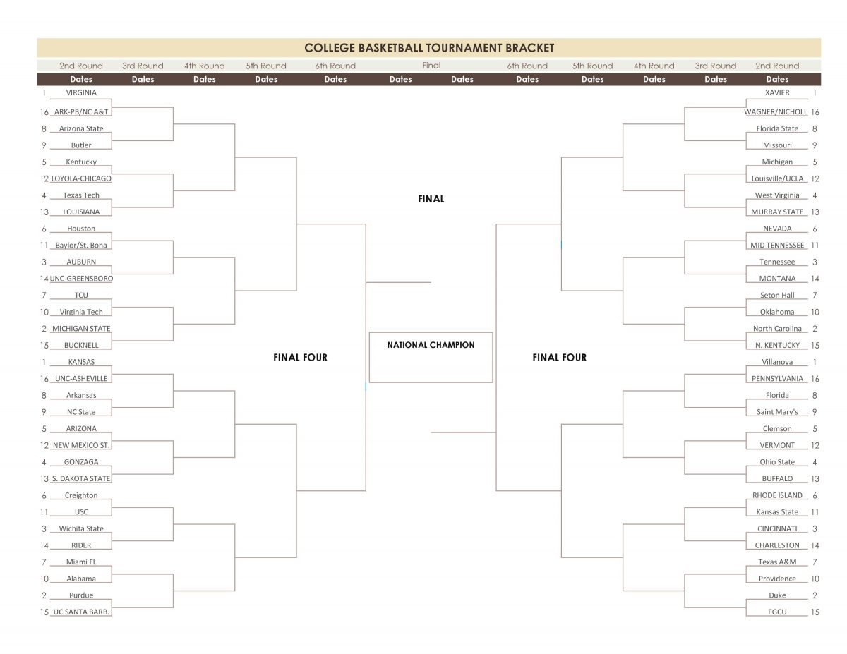March Madness 2018-22818