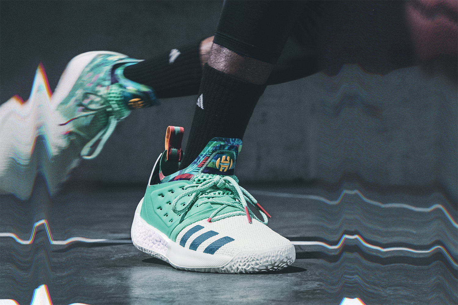 7e3a07cc321c adidas + James Harden Change Direction with Harden Vol. 2 - Hardwood ...