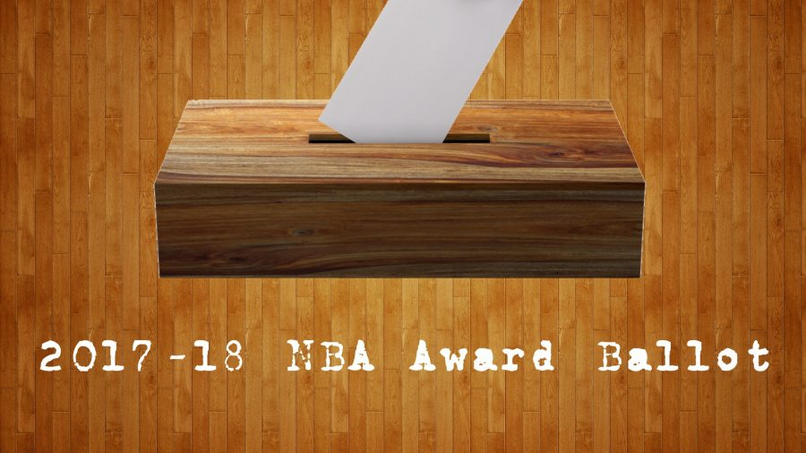 NBA Awards Concept