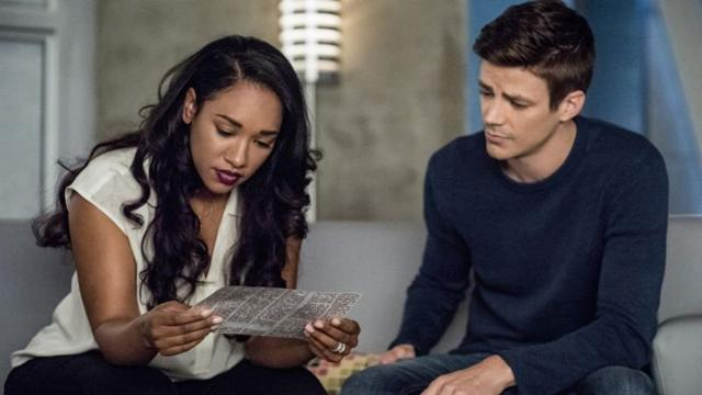 The Flash Season 5 Review: 5 5: All Doll'd Up - Hardwood and