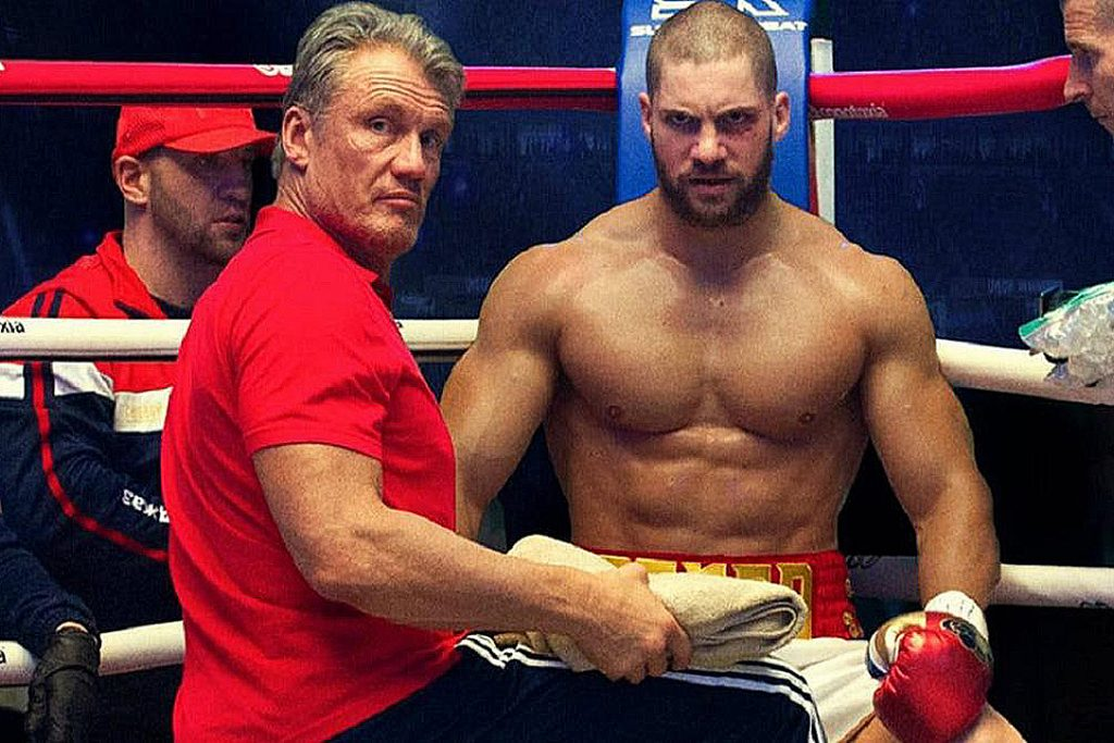 Dolph Lundgren in Creed II