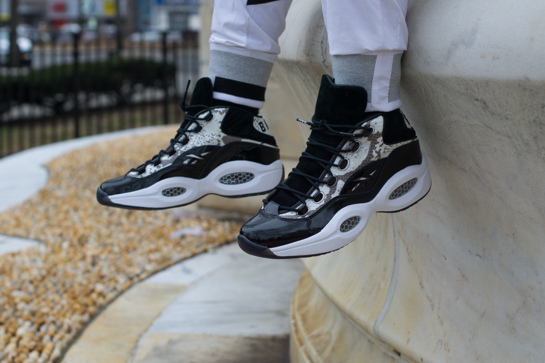 BAIT Reebok Question snake 2.0 2