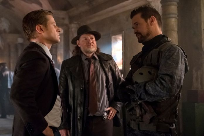Gotham Season 5 Review: 5.5: Pena Dura