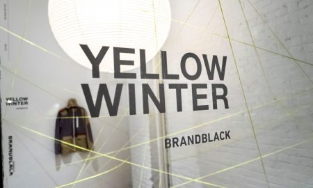 brandblack yellow winter AW19