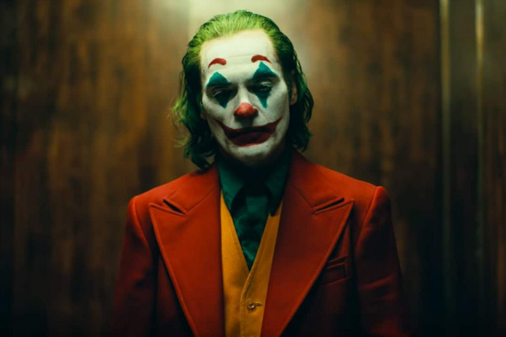 Joaquin Phoenix as Joker