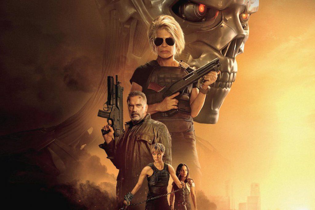 Terminator Dark Fate (Paramount Pictures)
