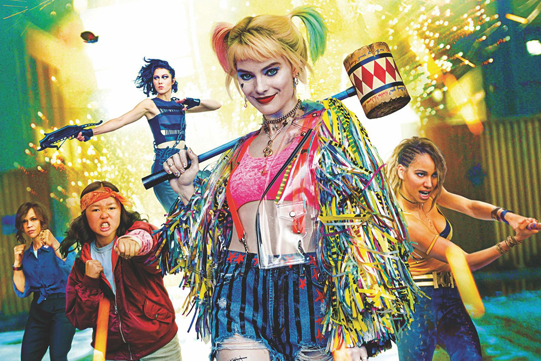 'Harley Quinn: Birds of Prey' is Frenetic Fun