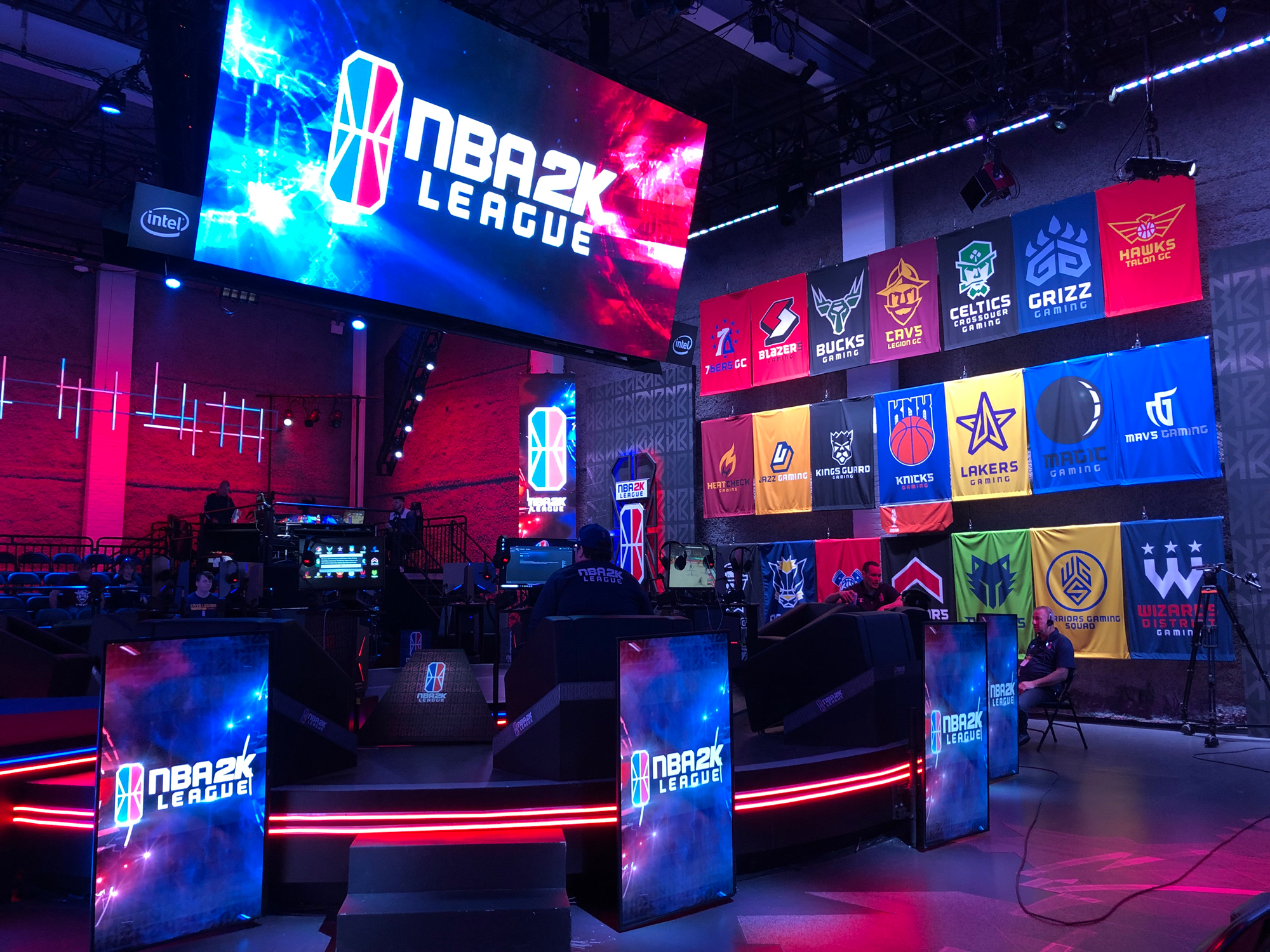 The NBA 2K League is Basketball's Hottest Foray into Esports